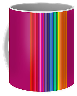 Coffee Mug featuring the digital art Hawaiian Kiss by Val Arie