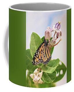 Coffee Mug featuring the photograph Hawaiian Monarch by Heather Applegate