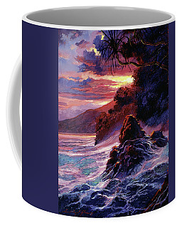Hawaiian Sunset - Kauai Coffee Mug