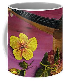 Hawaiian Ukulele Coffee Mug