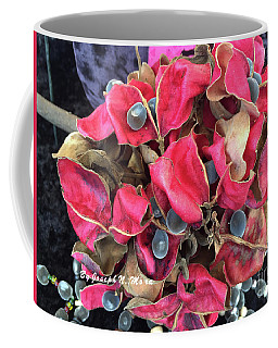 Hawaiian Velvet Seed's And Any Hua Were Weke  Coffee Mug