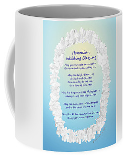 Hawaiian Wedding Blessing Coffee Mug