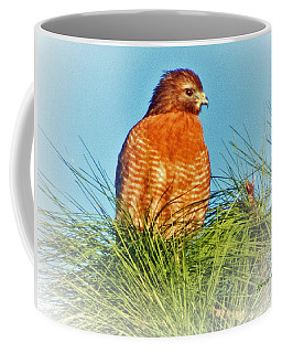 Hawk High Coffee Mug
