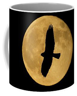 Hawk Silhouette Coffee Mug