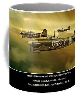 Hawker Typhoon Sqn 56 Coffee Mug