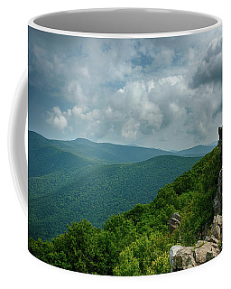 Hawksbill Mountain II Coffee Mug
