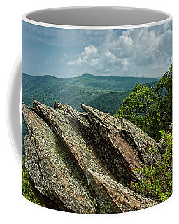 Hawksbill Mountain Coffee Mug