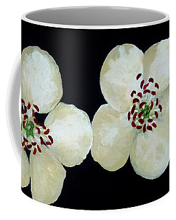 Hawthorn Flowers Coffee Mug