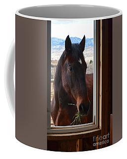 Hay There Coffee Mug