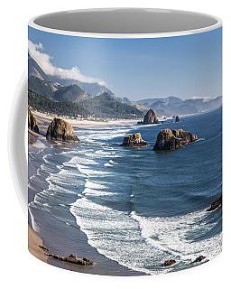Haystack In The Distance II Coffee Mug