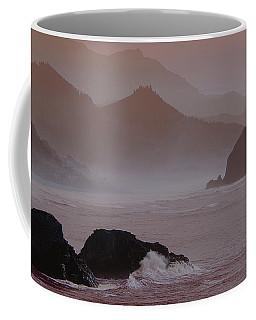 Haystack Rock Coffee Mug
