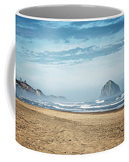 Haystack Rock Pacific City Coffee Mug