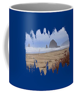 Haystack Rock Coffee Mug
