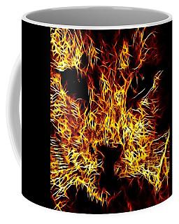 Hazelnut Abstract By Artful Oasis 3 Coffee Mug