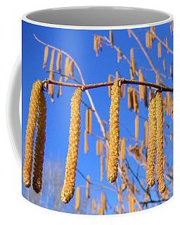 Hazelnut Tassels Coffee Mug