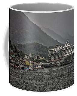 Hazy Day In Paradise  Coffee Mug by Timothy Latta