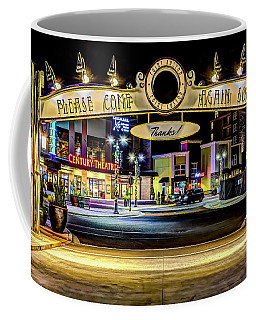 Hdr Of Point Ruston Come Again Soon Archway Coffee Mug