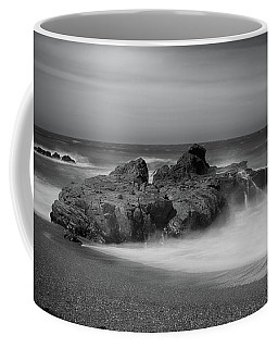 He Enters The Sea Coffee Mug by Laurie Search