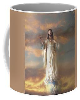 He Is Risen Coffee Mug by John Rivera