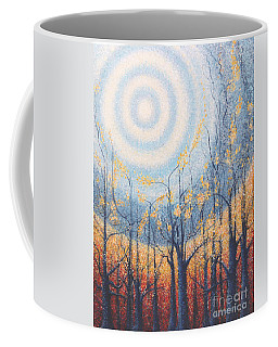 He Lights The Way In The Darkness Coffee Mug