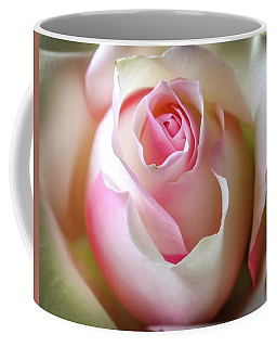 Coffee Mug featuring the photograph He Loves Me Still by Karen Wiles