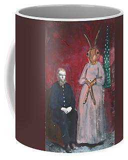 He Married A Cockroach  Coffee Mug