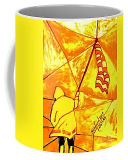 He Saved Our Grand Old Flag Coffee Mug