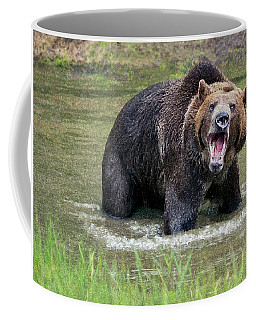 He Speaks Coffee Mug