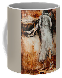 He Walks With Me Coffee Mug