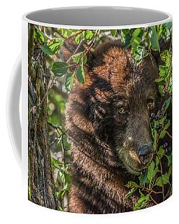 He Was Hiding In A Tree Coffee Mug