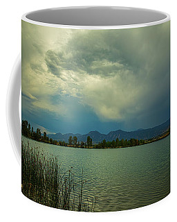 Coffee Mug featuring the photograph Head In The Clouds by James BO Insogna