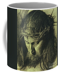 Head Of Christ Coffee Mug