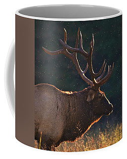 Head Of The Herd Coffee Mug