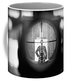 Head Shot Coffee Mug