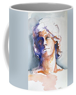 Head Study 1 Coffee Mug