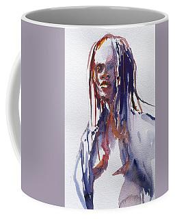Head Study 3 Coffee Mug
