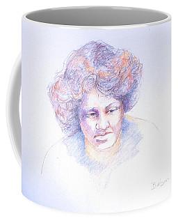 Head Study 4 Coffee Mug