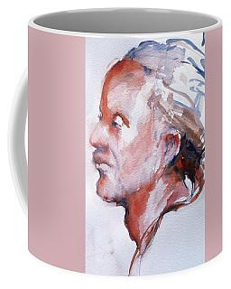 Head Study 5 Coffee Mug