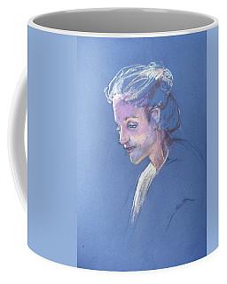 Head Study 6 Coffee Mug