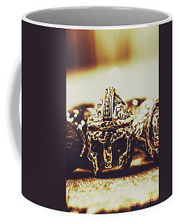 Headdress Of Medieval Antiquity Coffee Mug
