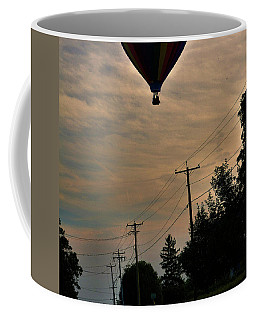 Coffee Mug featuring the photograph Headin Home by Robert McCubbin