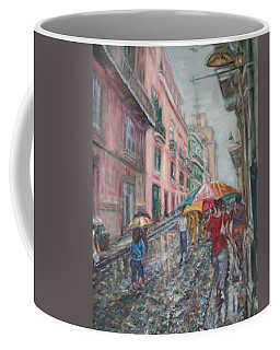 Heading Home In Havava Coffee Mug