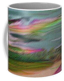 Heading Home Coffee Mug by Lenore Senior