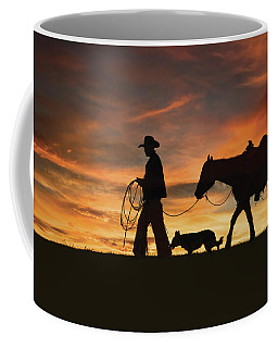 Heading Home Coffee Mug