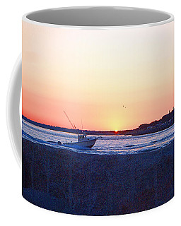 Coffee Mug featuring the photograph Heading Out by  Newwwman