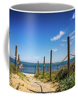 Heading To The Sea. Coffee Mug
