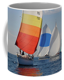 Heading Towind Windward Mark Coffee Mug
