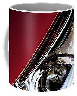 Coffee Mug featuring the photograph Headlight by Eric Christopher Jackson