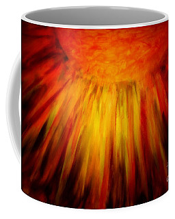 Healing Balm Of The Sun Coffee Mug