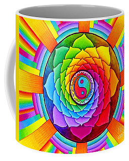 Healing Lotus Coffee Mug